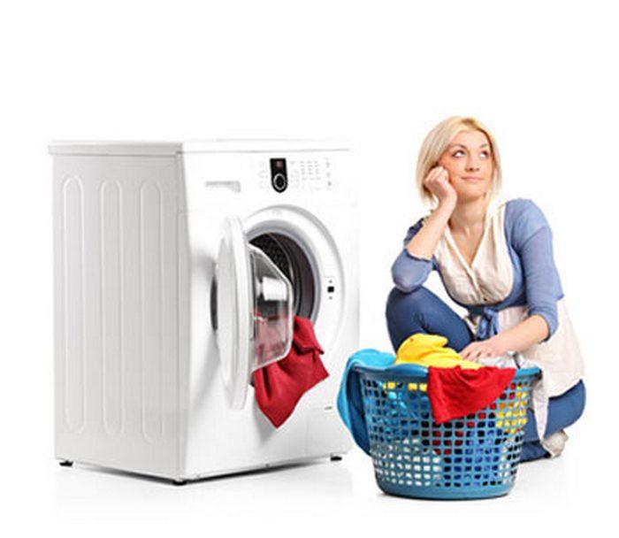 Запах в стиральной машинке