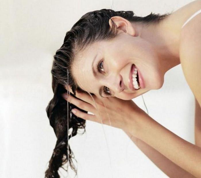 Яблочный уксус для волос