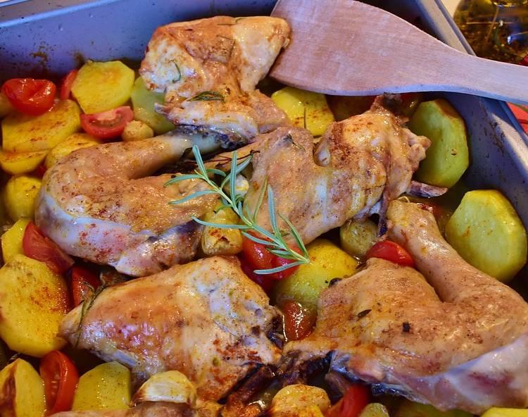 куриный шашлык замаринованный в сметане
