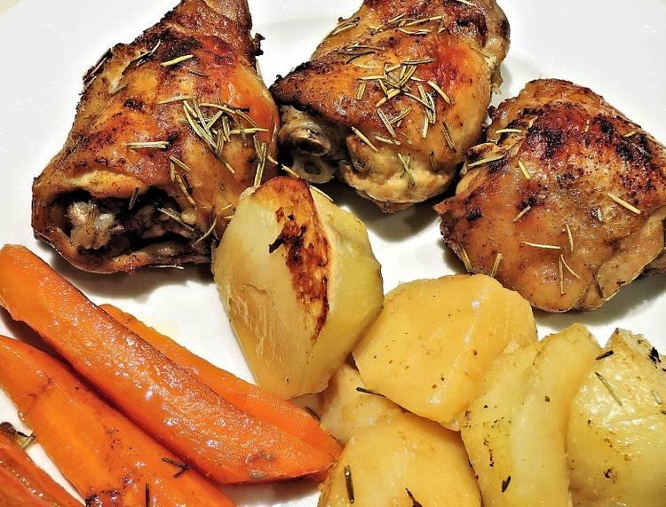 маринад для курицы с уксусом и луком