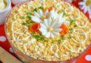 Салат Нежность с курицей: 7 классических рецептов