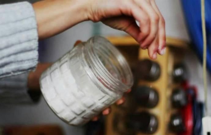 Черная четверговая соль от сглаза и порчи