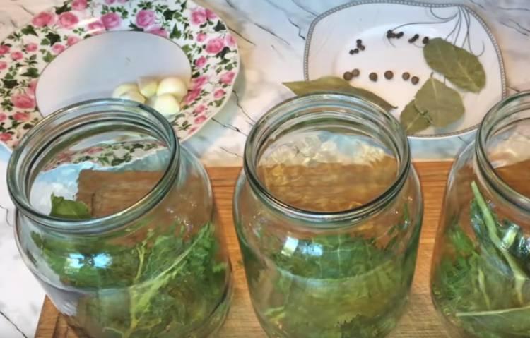 хрустящие маринованные кабачки на зиму без стерилизации