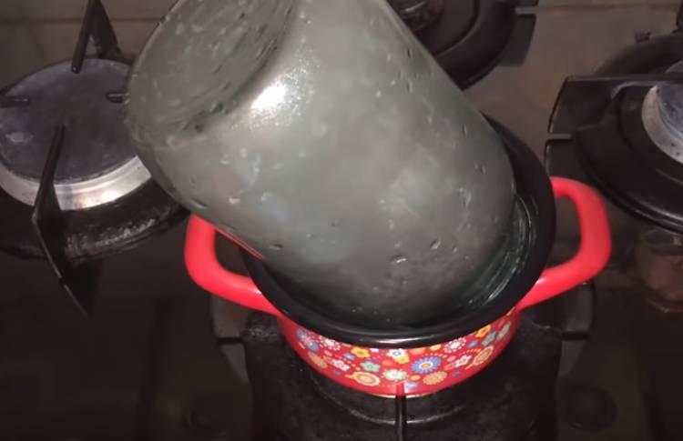 хрустящие маринованные кабачки на зиму