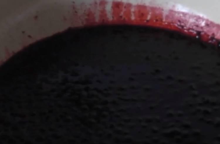 желе пятиминутка из черной смородины