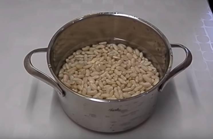 Борщевая заправка со свеклой и фасолью