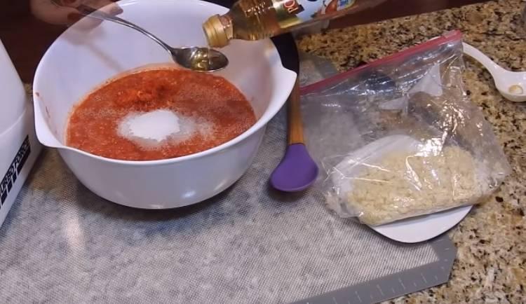 Рецепт горлодера с чесноком и острым перцем