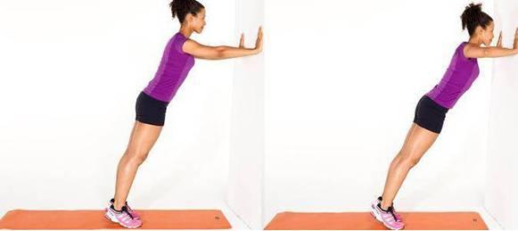 упражнения при судорогах ног