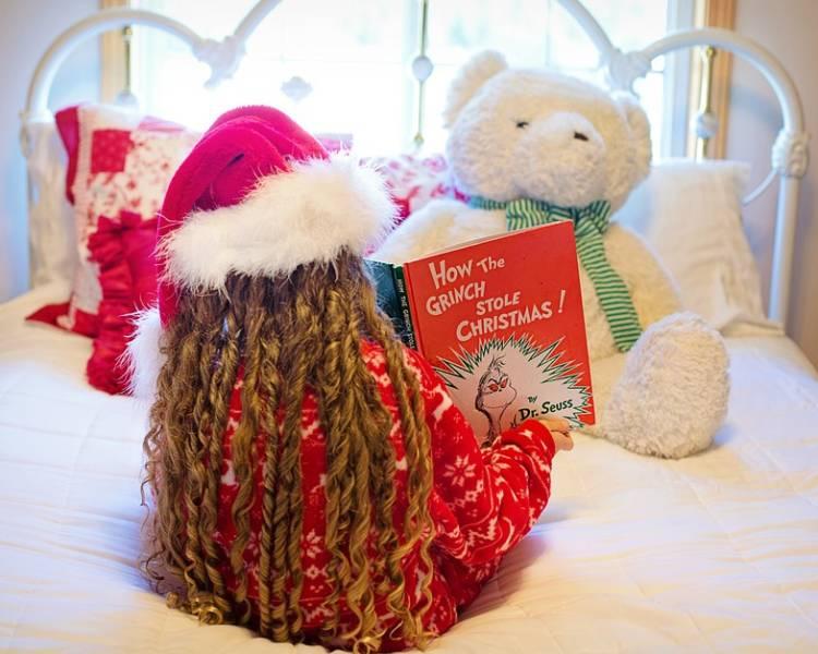 книга для девочки подарок на новый год
