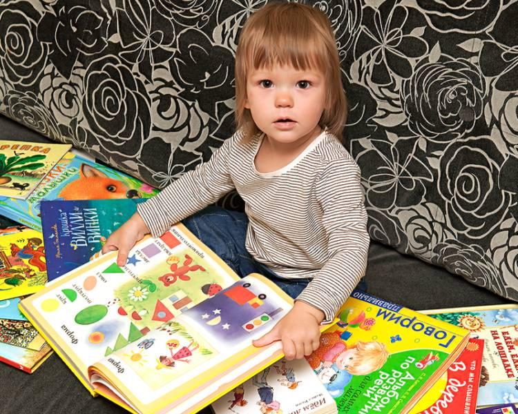 книги для девочки с красивыми картинками