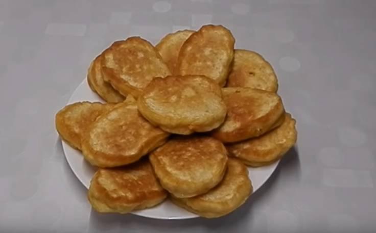оладьи с сырой тыквой на кефире