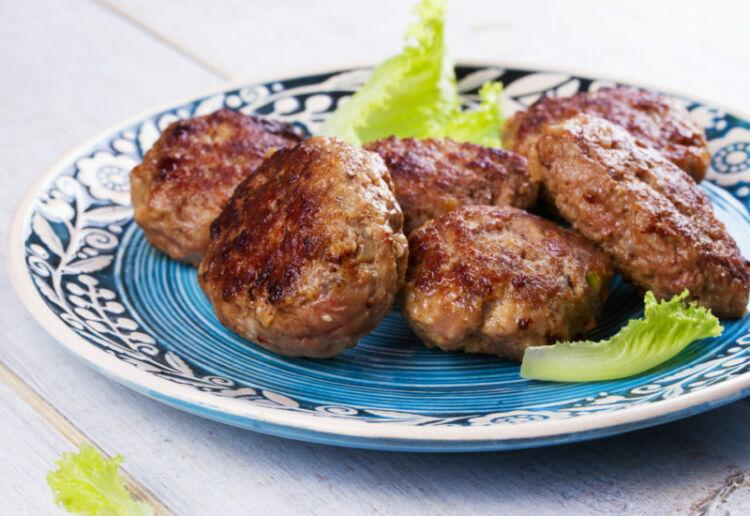 котлеты из свинины