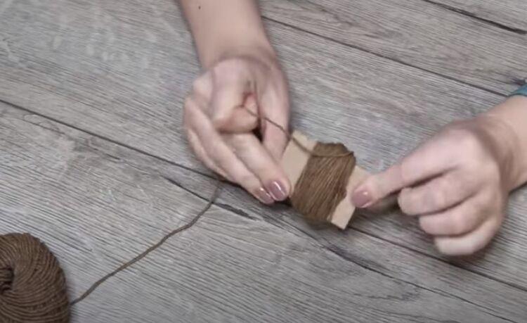Новогодняя игрушка Бычок своими руками на Новый 2021 год