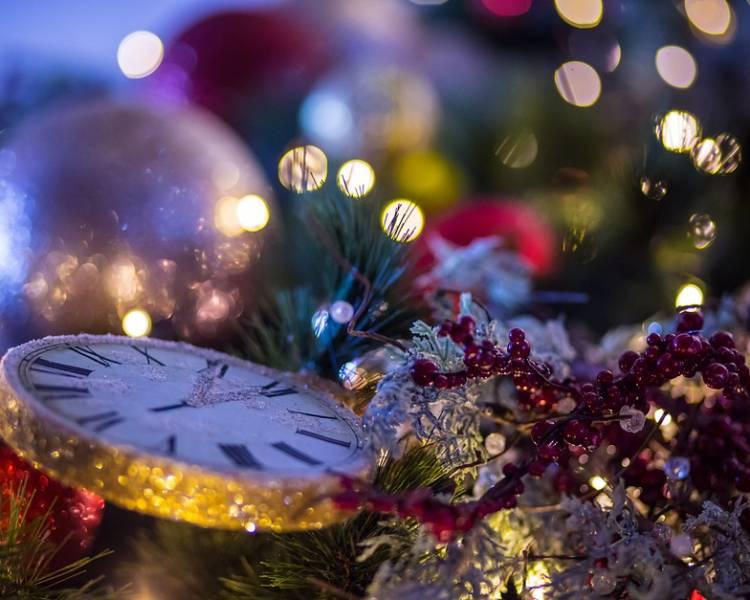 подарок новогодний