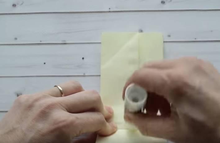 объемная снежинка своими руками