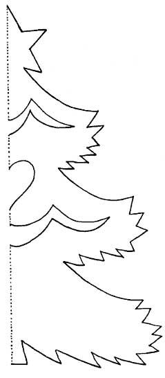 елка схема