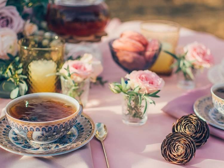 набор чашек для чая