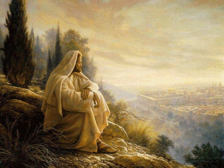 иисус сын божий