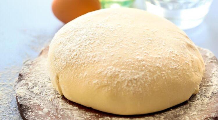 тесто на пельмени с яйцом