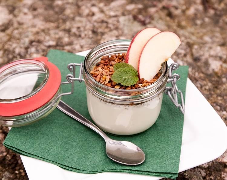 йогурт для кишечника
