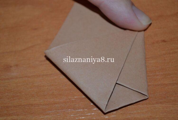 Как сложить тюльпан из бумаги оригами поэтапно для начинающих легкая и простая схема