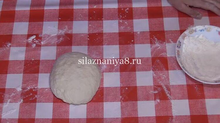 Лепешки с картошкой на сковороде тесто на кефире
