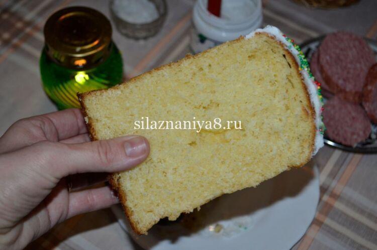 Пасхальный кулич классический: 10 вкусных рецептов на Пасху