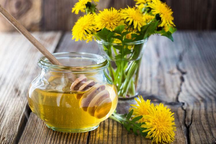 мед из одуванчиков варенье