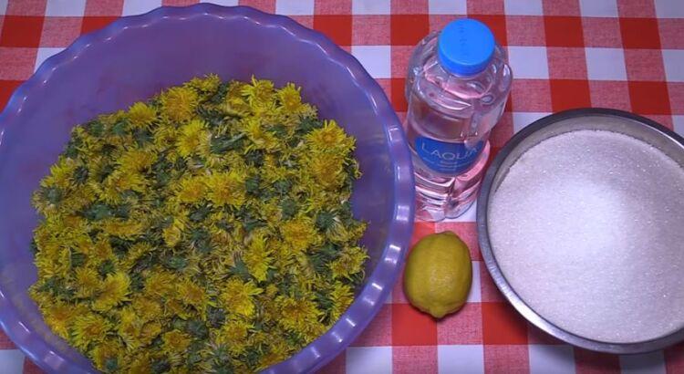 мед из одуванчиков с лимоном — рецепт в домашних условиях на 400 штук