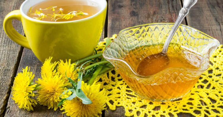мед из одуванчиков с апельсином