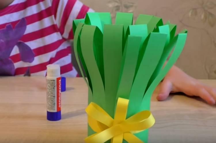 поделки на 8 марта в детский сад