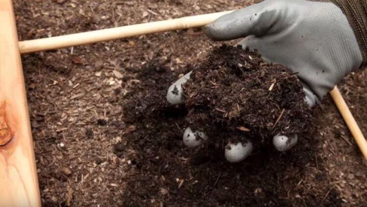 органическое удобрение компост своими руками