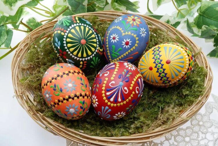 пасхальное яйцо поделка своими руками