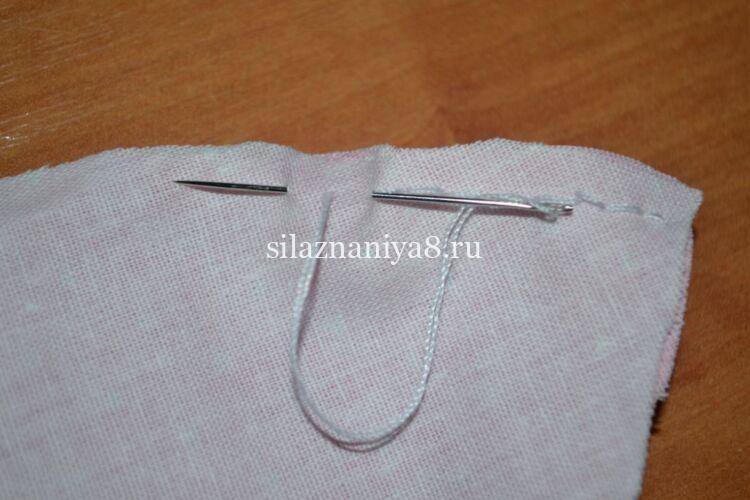 Как сшить маску из ткани своими руками без швейной машинки