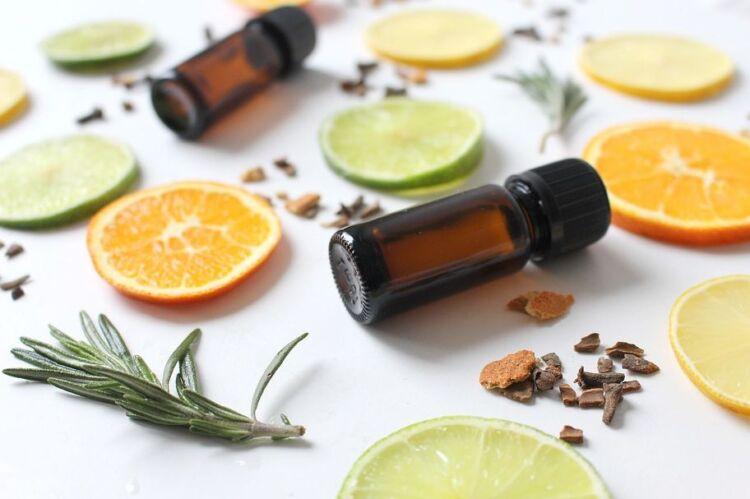 антисептик для рук с маслом лимона