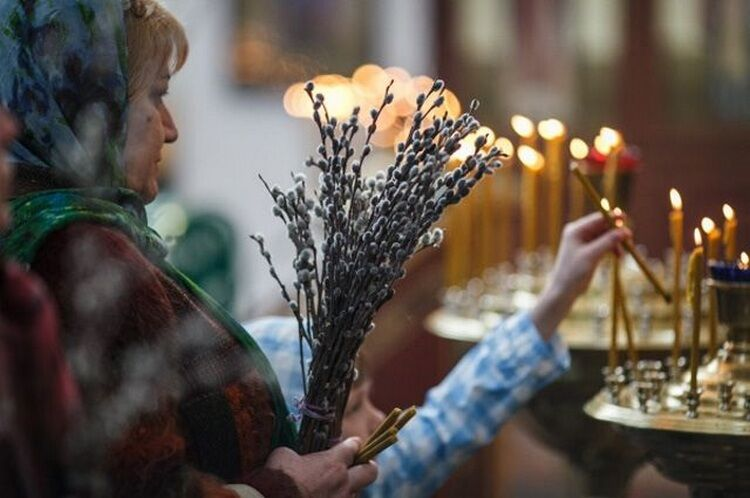 вербное воскресение ритуалы