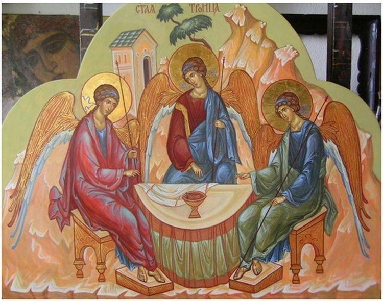 троица церковный праздник