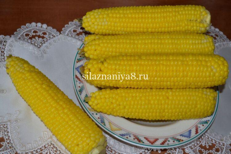 кукуруза Бондюэль вареная