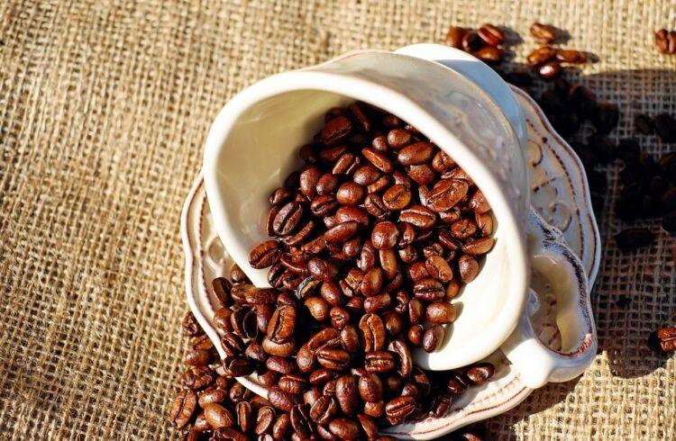 скраб кофе