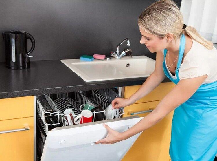 стерилизация банок в посудомойке