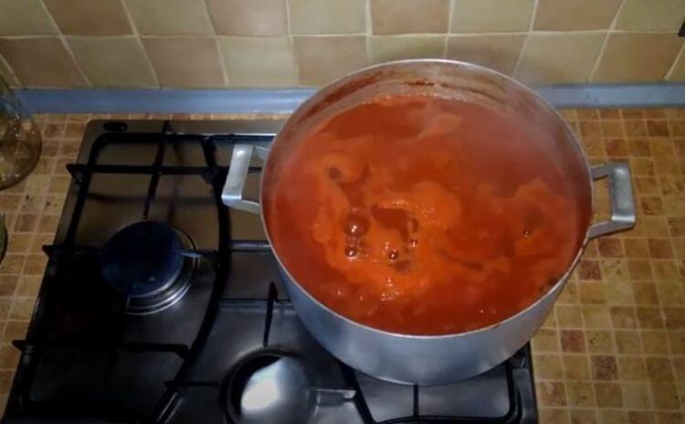 томатный сок на соковыжималку