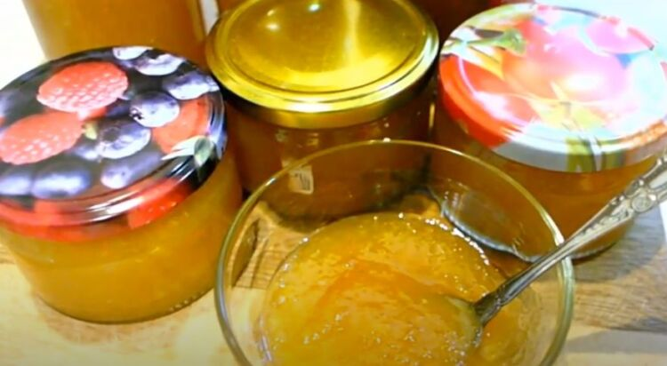 Рецепт повидла с яблоками и апельсинами через мясорубку