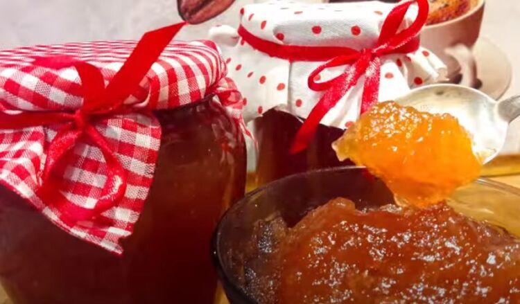 повидло из яблок на зиму по простому рецепту с кожурой