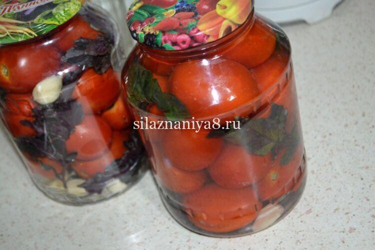 Сколько соли на литр маринада для помидор