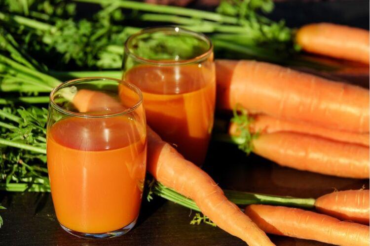 сок морковь