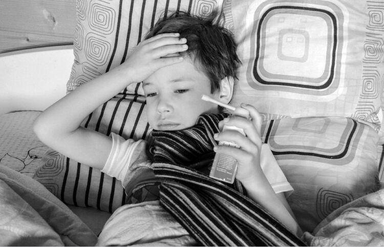 ребенок болезнь