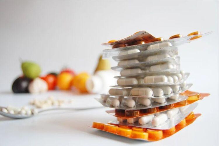 лекарства от температуры