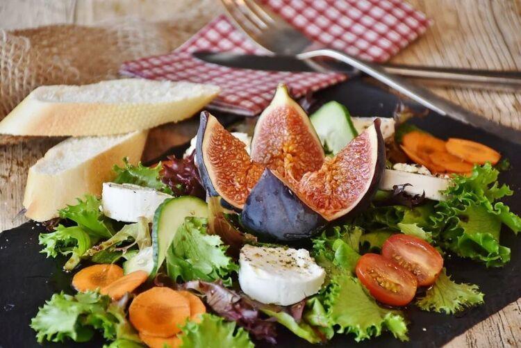 Салат на Новый год вкусный