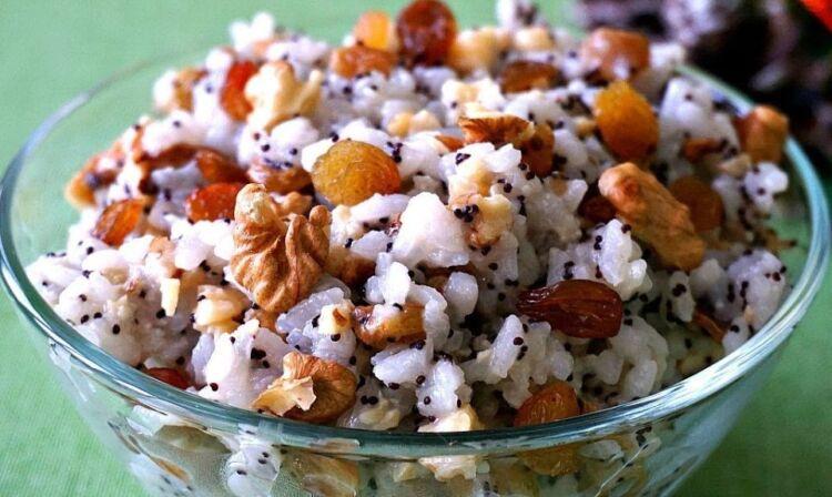 рисовая кутья из риса