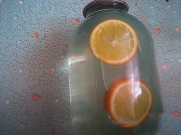 березовый сок без сахара консервируем